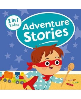 2 in 1 Tales: Adventure Stories